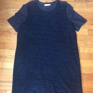 Sparkly knit dress!